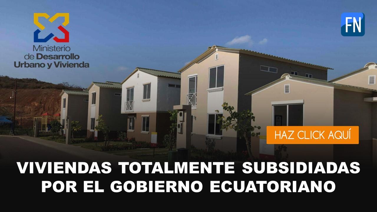 viviendas subsidiadas
