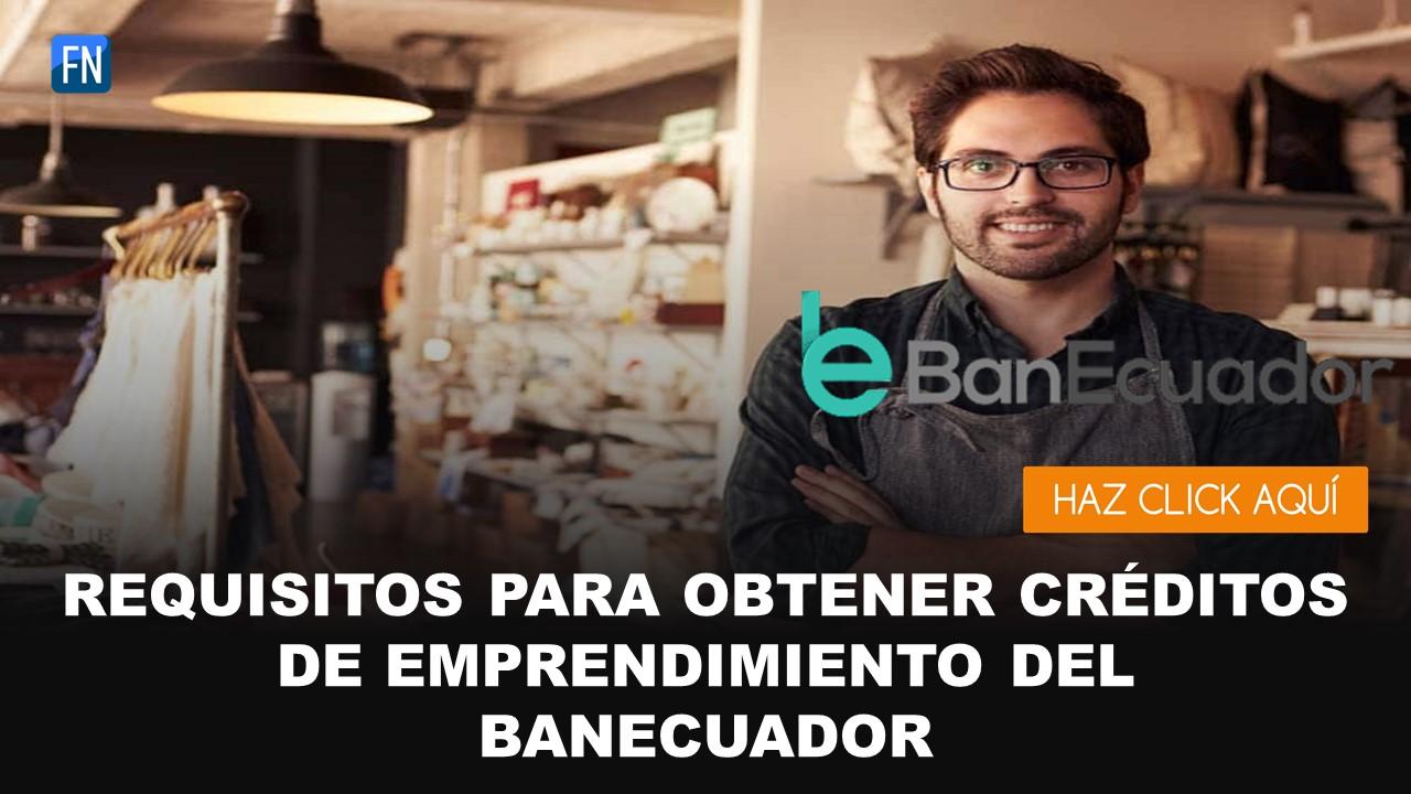 crédito emprendimiento